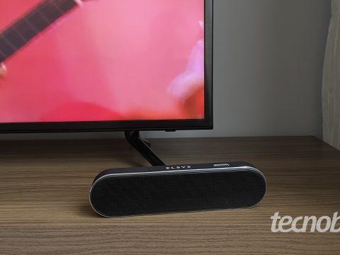 Review Caixa de som Bluetooth Elsys Ambience: para quem quer economizar [análise/vídeo]